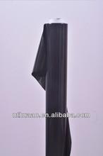 PVC Black Color Soft Film for Raincoat, Bag, Tag