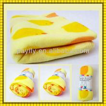 hot sale fashion blankets/wholesale fleece blankets