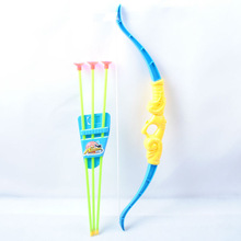 Kid colorful plastic china archery bow for sale