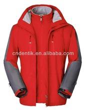 Men's 3-in-1 2015 Winter Jacket waterproof, breathable & windproof