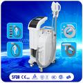 Rajeunissement de la peau / épilation / détatouage multifonctions ipl rf elight laser