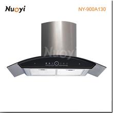 2014 Best selling high quality kitchen range hood/ motors for hoods/ Stainless steel cooker hood