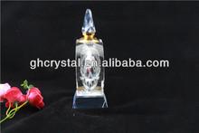 Fashion Handicraft Crystal Perfume Bottle