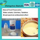 FDA approved natural soy milk preservative