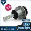 Direct factory 12v-24v 20w 2400lm h7 led car headlight for polo solaris KIA RIO H4 H7 H8 H9 H11 9005 9006 headlamp