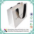 kraft impresa nombre de la empresa de reciclaje baratos bolsa de papel marrón