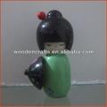 japonês boneca do assentamento