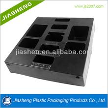 Custom Black Solar Charger Plastic Packs