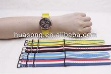 2014 new style nato strap,nato zulu nylon strap,watch strap manufacture in China