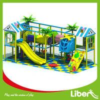 Liben Group 2014 Hot sale indoor soft modular play school equipment Kids interior playground