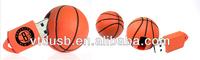 Hot sale basketball usb pen drive free sample,custom pendrive gadgets PVC Wholesale basketball usb sticks pen free sample models