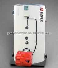 300 kg 500 kg Small steam boiler gas fuel