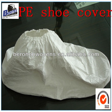 Disposable Non-Woven Shoe Cover/PP/PE/CPE