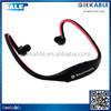 Neckband Sport Bluetooth Headphone for iPhone