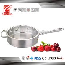China price chinese wok range frying pan CYFP524A-15