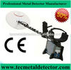 High intellegent long distance gold detector, Perfect Style underground gold metal detector TEC-4500