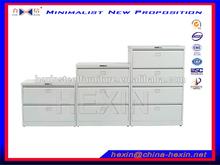 Metal drawer pedestal filing cabinet Metal Office furniture