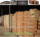 Complete automatic plant for manufacturing hollow clay brick