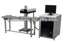 Flying on line laser marking machine for sale