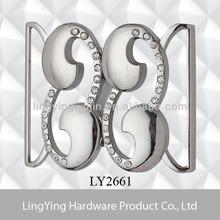 Fancy metal coat belt buckle for women 2014 Fujian