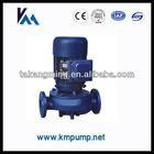 Mechanical seal inline diesel pump