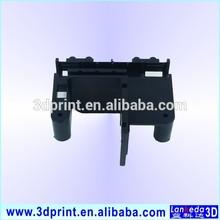 3D printer plastic 3D printer carriage frameset Y left Y axis plastic part for makerbot 3d printer manufacturers