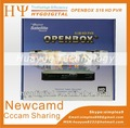 dernière s16 openbox hd cccam