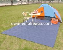 Durable new fashion reusable camping beach mat