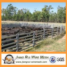 Heavy duty hot dip galvanized livestock panels / cattle panels/ sheep panels