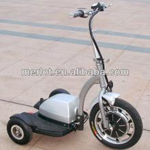 popular 3 wheel brushless 500w electric tricycle/rickshaw