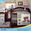 Patchwork European Cirb Bedding Set Baby Comforter Set