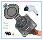 SAE J1772 handles ev plugs/TUV