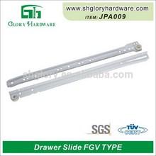 Innovative creative modern sliding drawer slide runner
