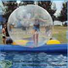 inflatable human balloon, walk on water balloon, water walking ball