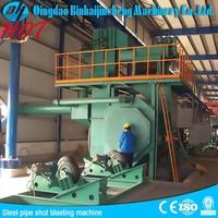 pipe tube used sandblasting equipment for sale