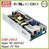 Meanwell USP-350-5 350w power supply 5v 70a