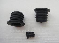 OEM speaker silicon/rubber/plastic parts snap fastener