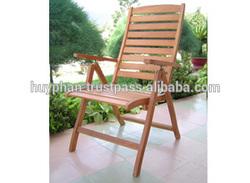 Position chair, Teak FSC 100%, Smoothy sanding, Inox Hardware, Flat package, 02 pce/carton.