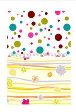 Sweet Style polyester taffeta print fabric /for European,India,Vietnam