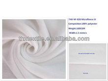 Microfleece super water-absorbing and fast drying polar fleece fabric