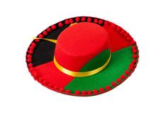 Spain carnival party foam hats