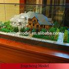 Villa scale model making / Villa model / Model villa