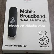 Mini Huawei E353 download 21.6mbps usb wireless modem