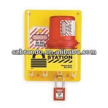 universal master padlock with key ABS safety & electrical padlocks