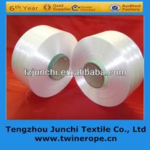 high tenacity pp multifilament yarn polypropylene yarn for rope and knitting