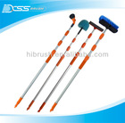 telescopic roof cleaning brush,ceiling cleaning tool,window cleaning brush,corner cleaning