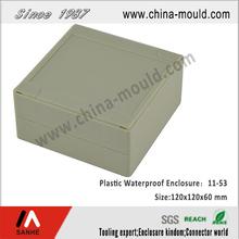 IP65 ABS electronic plastic waterproof enclosures