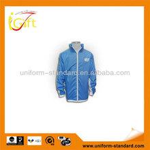 uniform supplier sports casual colleague youth light blue outdoor beach windbreak