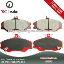 D1137 brake pad for hyundai h1