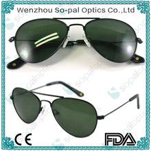 Latest Children Metal Frame UV400 Polarized Sunglass CE FDA ISO9001 Standard